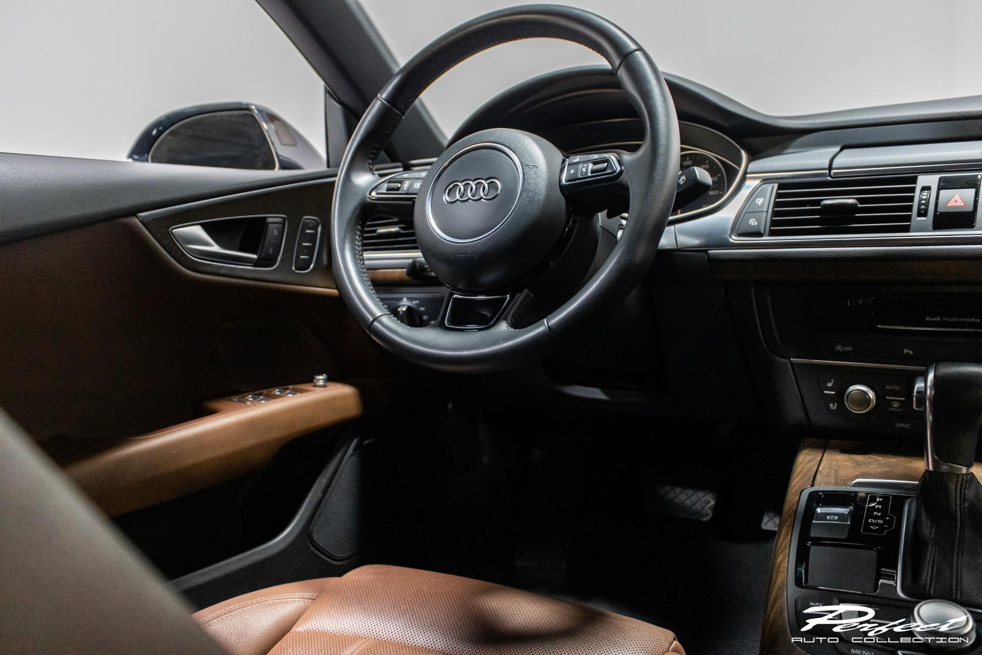 Used 2014 Audi A7 Prestige Sedan 4D