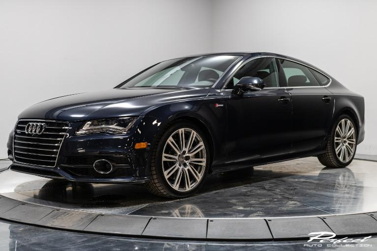 Used 2014 Audi A7 Prestige Sedan 4D for sale $28,393 at Perfect Auto Collection in Akron OH