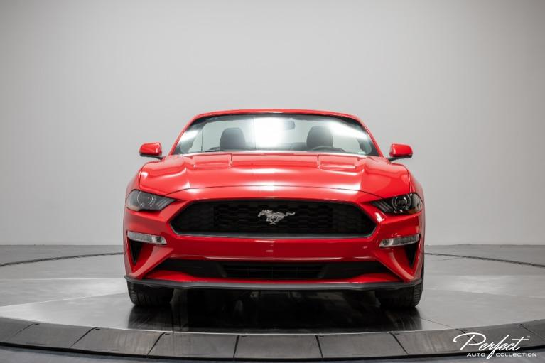 Used 2020 Ford Mustang EcoBoost Premium