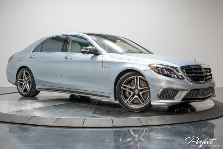 Used 2015 Mercedes Benz S Class S 65 AMG