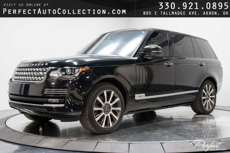Used 2014 Land Rover Range Rover Autobiography LWB for sale $53,995 at Perfect Auto Collection in Akron OH