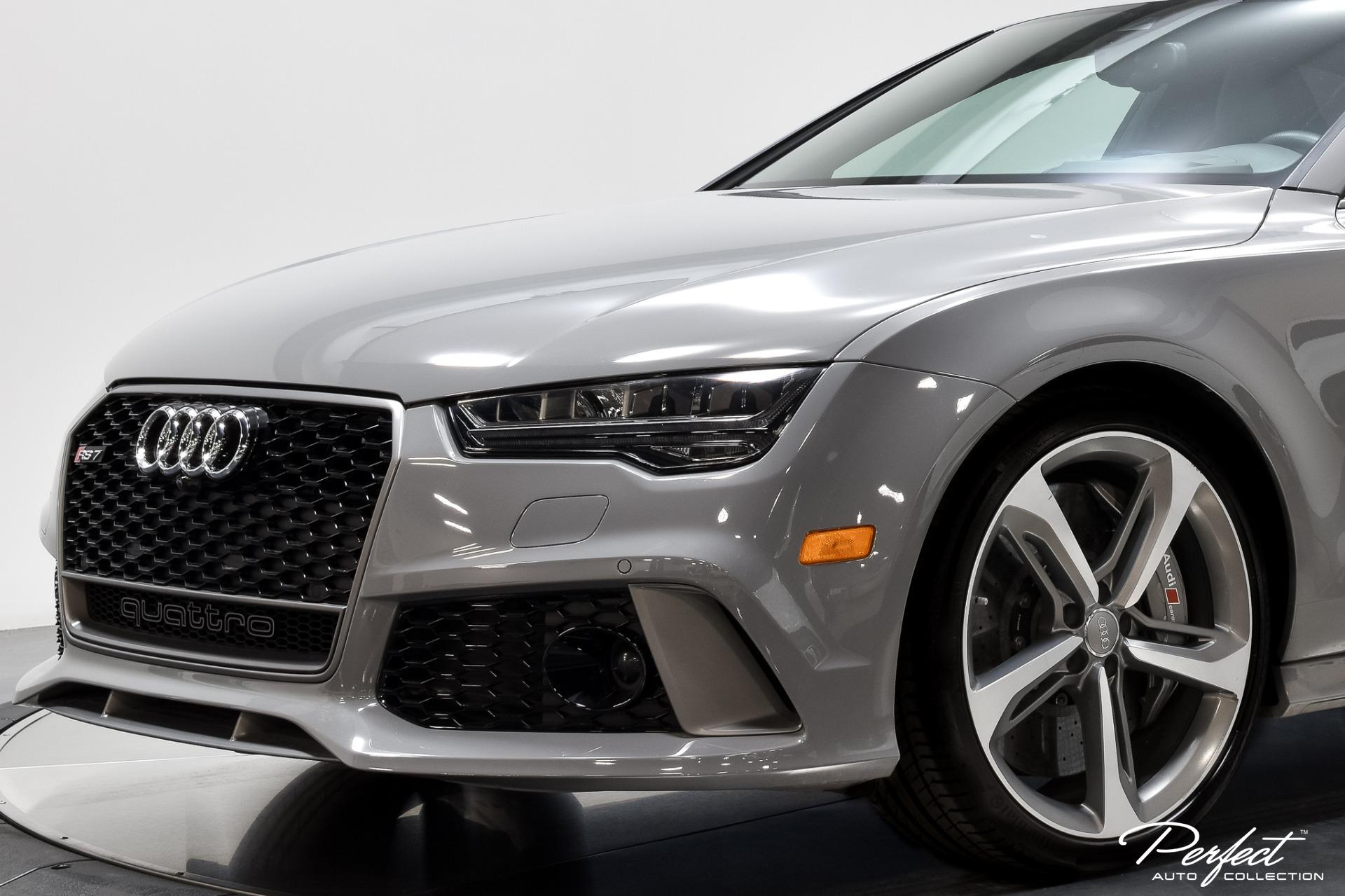Used 2016 Audi RS 7 quattro performance Prestige for sale $74,495 at Perfect Auto Collection in Akron OH 44310 4