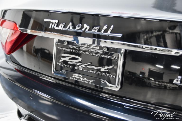 Used 2010 Maserati GranTurismo