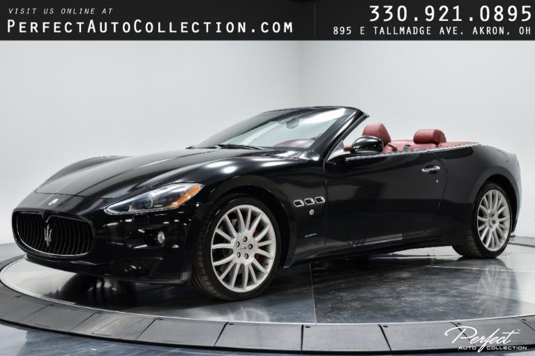 Used 2010 Maserati GranTurismo for sale $38,495 at Perfect Auto Collection in Akron OH