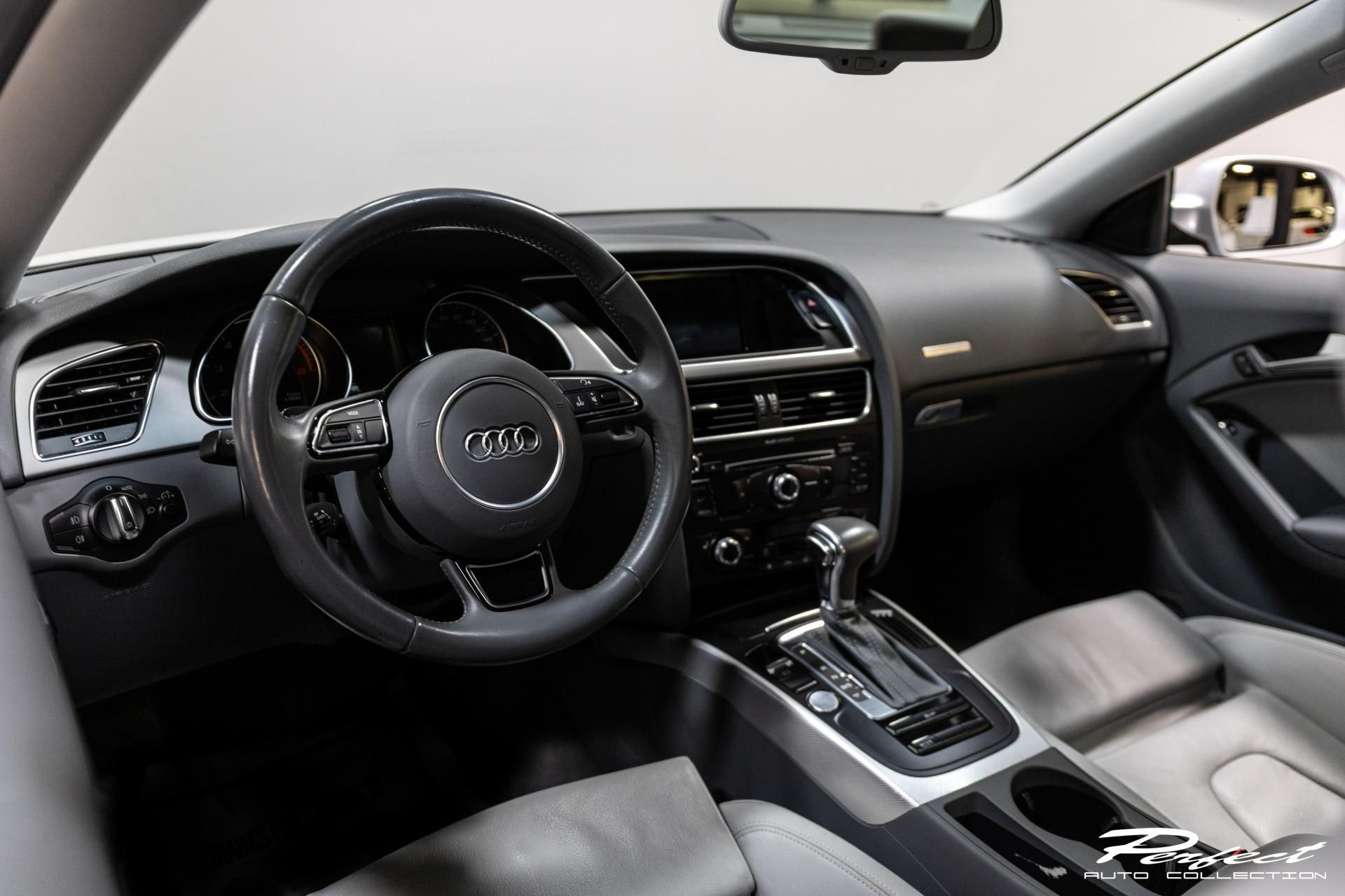 Used 2014 Audi A5 Premium Plus Coupe 2D