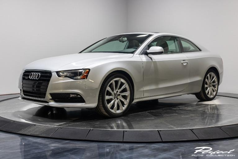 Used 2014 Audi A5 Premium Plus Coupe 2D for sale $15,993 at Perfect Auto Collection in Akron OH