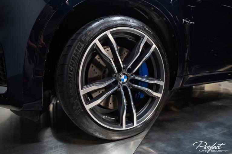 Used 2017 BMW X6 M