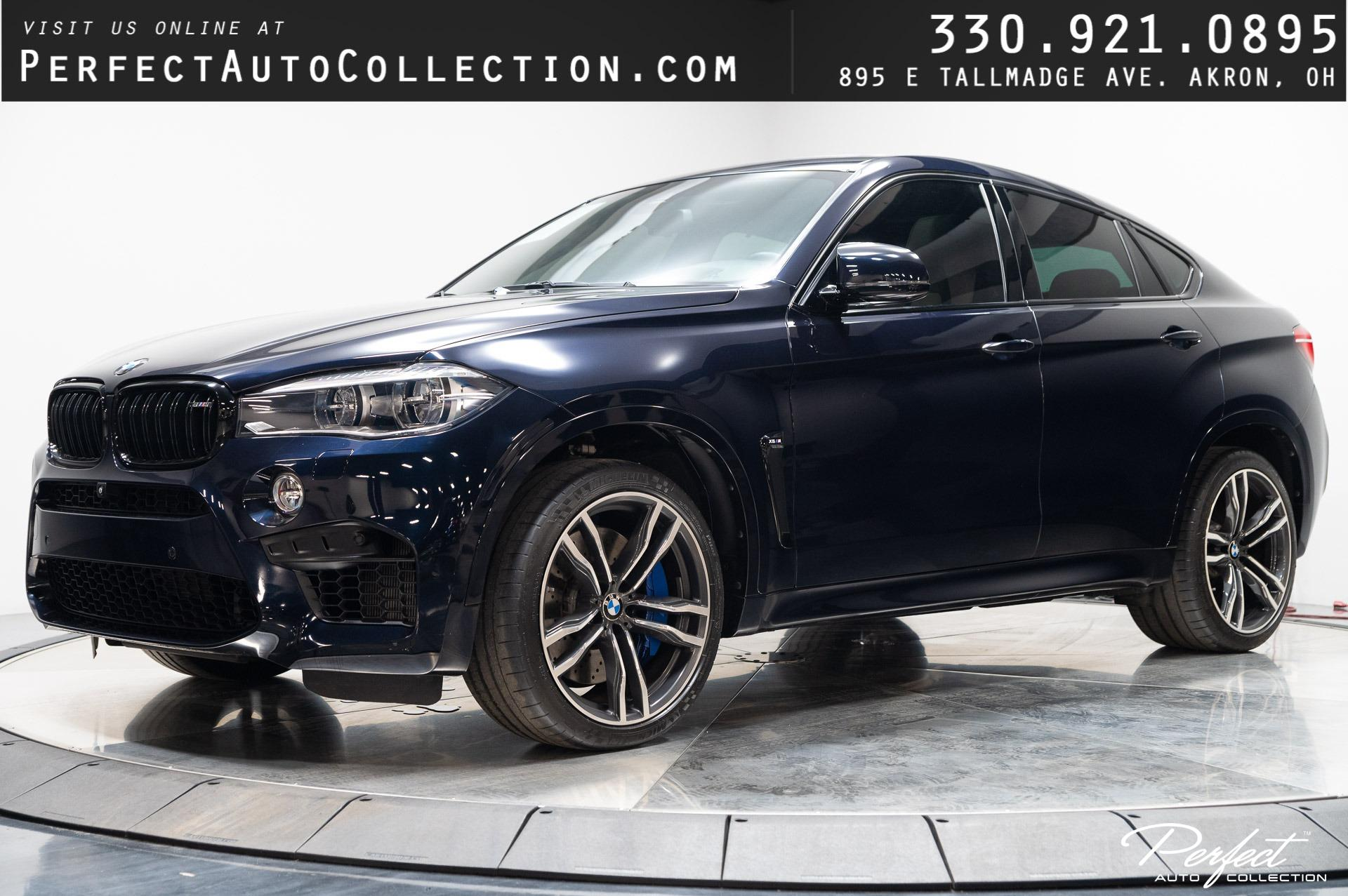 Used 2017 BMW X6 M for sale $68,495 at Perfect Auto Collection in Akron OH 44310 1