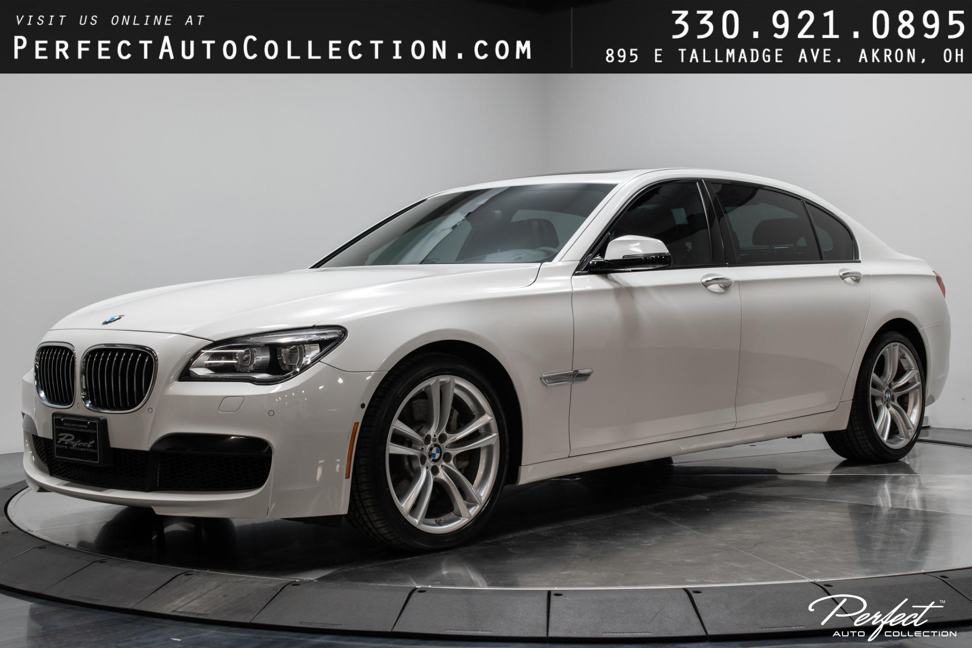 2014 BMW 7 Series 750Li xDrive for sale $28,495 at Perfect Auto Collection in Akron OH 44310 1