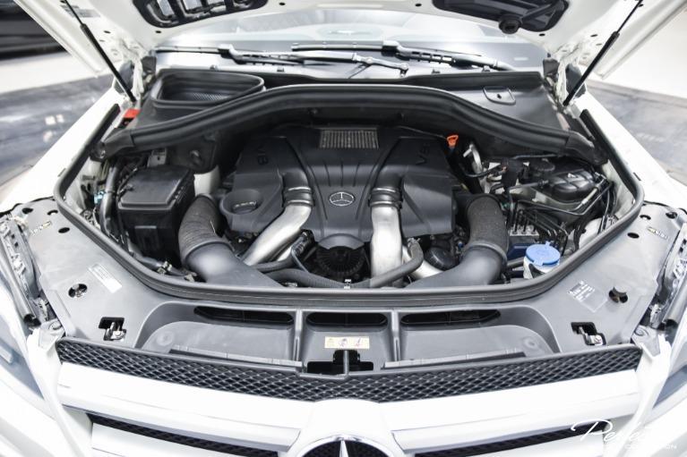 Used 2014 Mercedes Benz GL Class GL 550 4MATIC