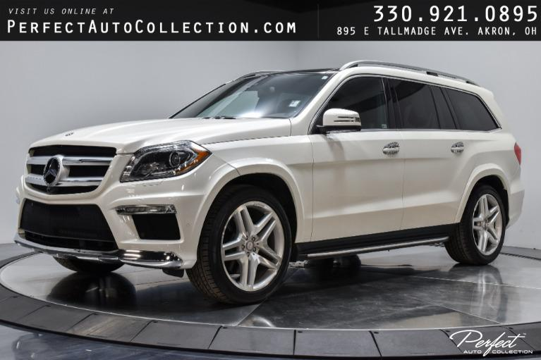 Used 2014 Mercedes-Benz GL-Class GL 550 4MATIC for sale $39,993 at Perfect Auto Collection in Akron OH