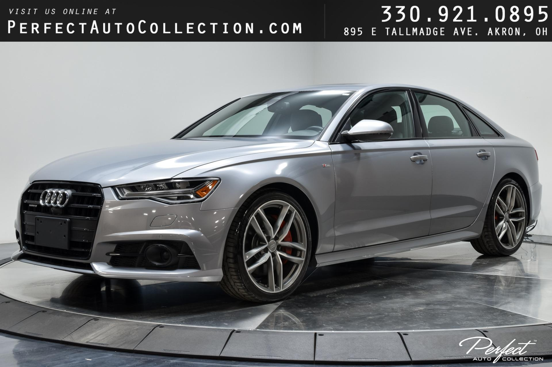 Used 2017 Audi A6 3.0T quattro Prestige Technik for sale $35,995 at Perfect Auto Collection in Akron OH 44310 1