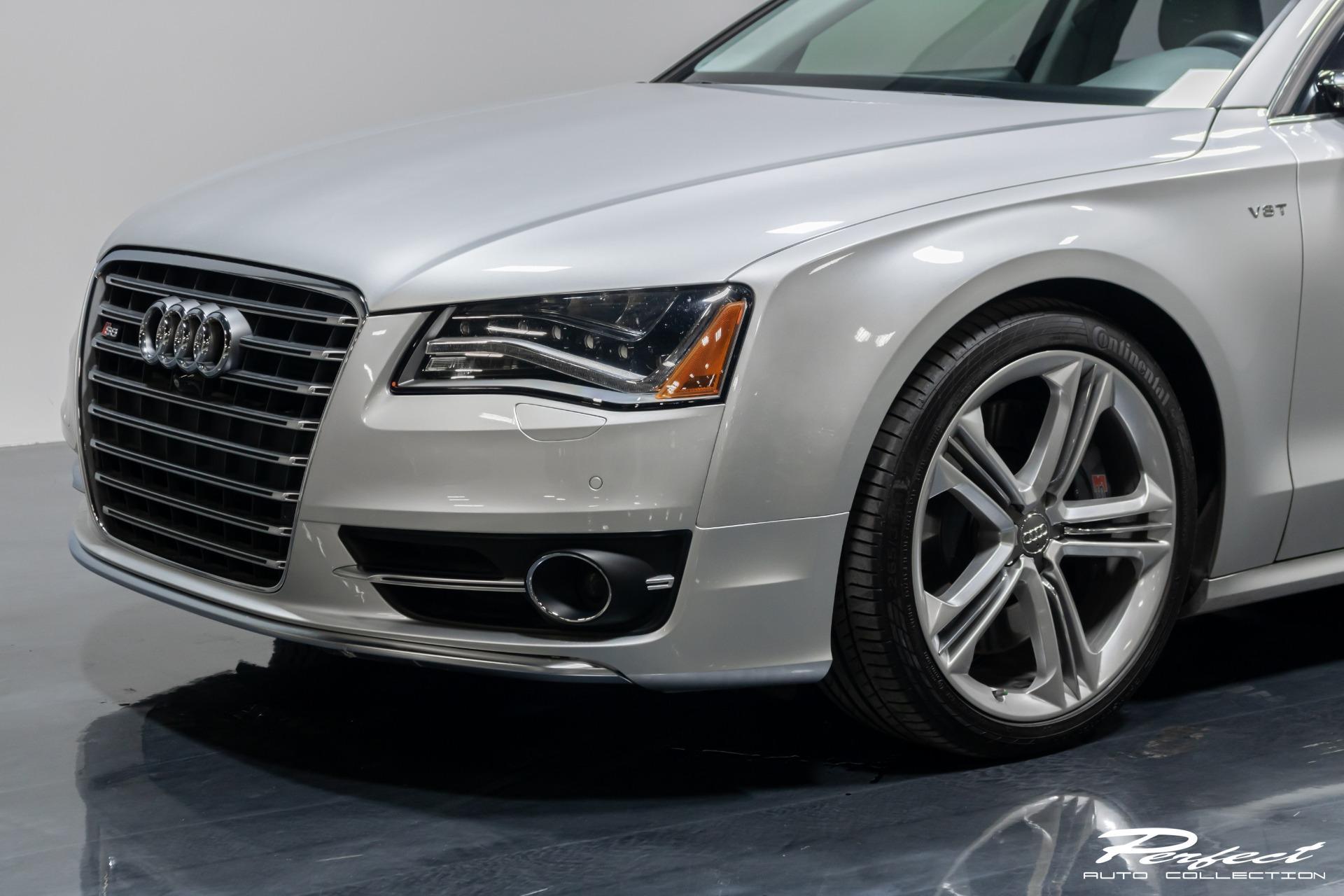 Used 2014 Audi S8 Sedan 4D