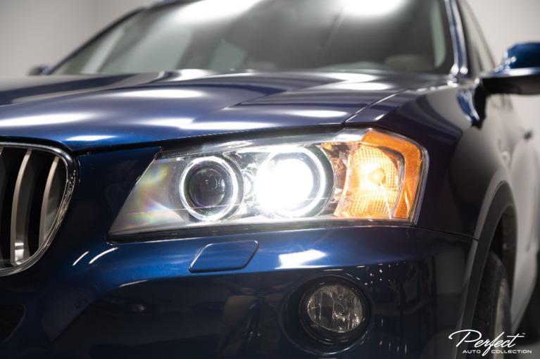 Used 2014 BMW X3 xDrive35i