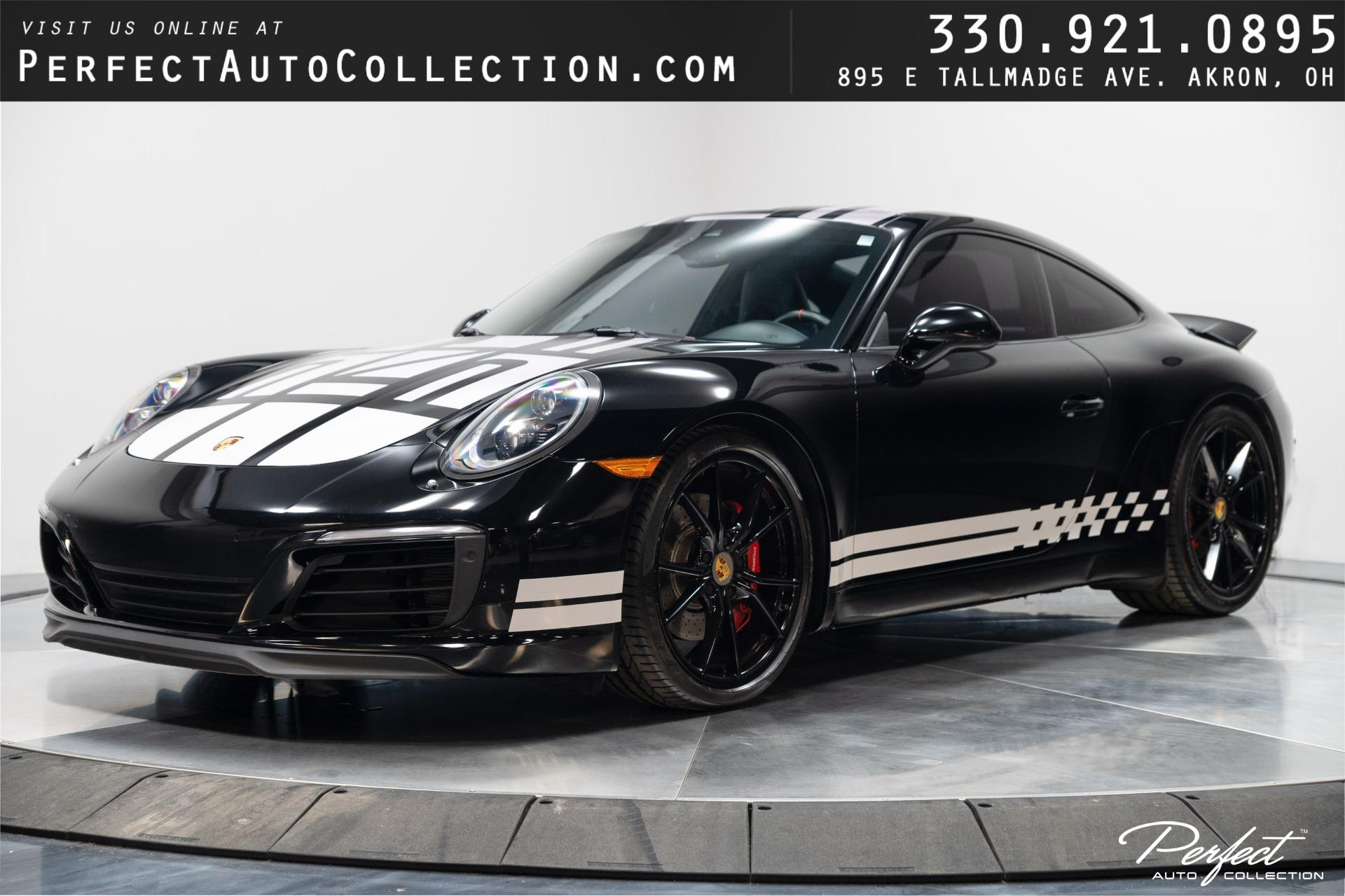 Used 2017 Porsche 911 Carrera S Endurance Racing Edition for sale $108,995 at Perfect Auto Collection in Akron OH 44310 1