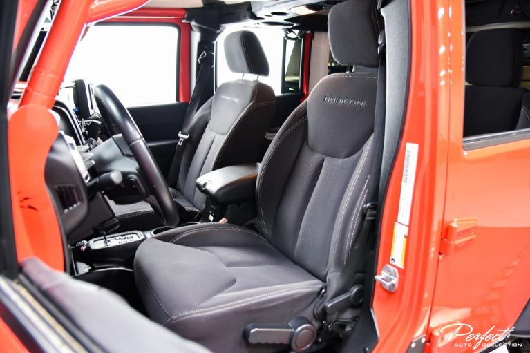 Used 2013 Jeep Wrangler Unlimited Rubicon