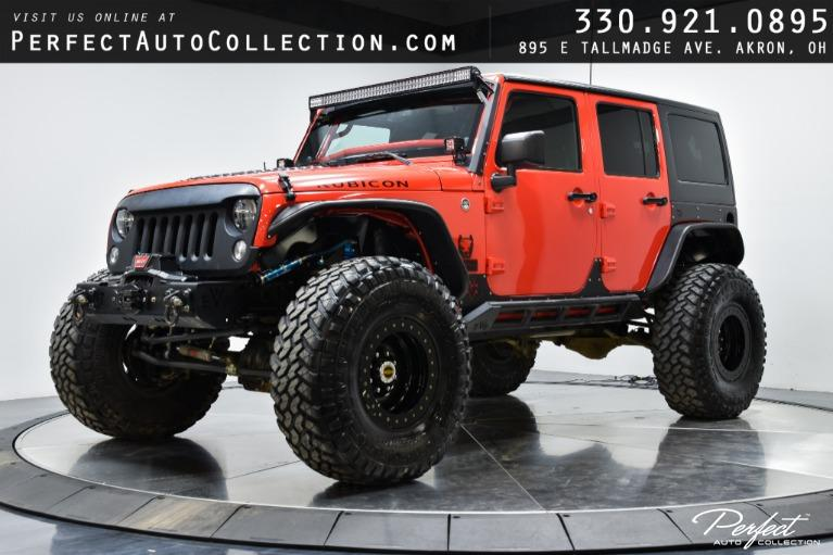 Used 2013 Jeep Wrangler Unlimited Rubicon for sale $89,995 at Perfect Auto Collection in Akron OH