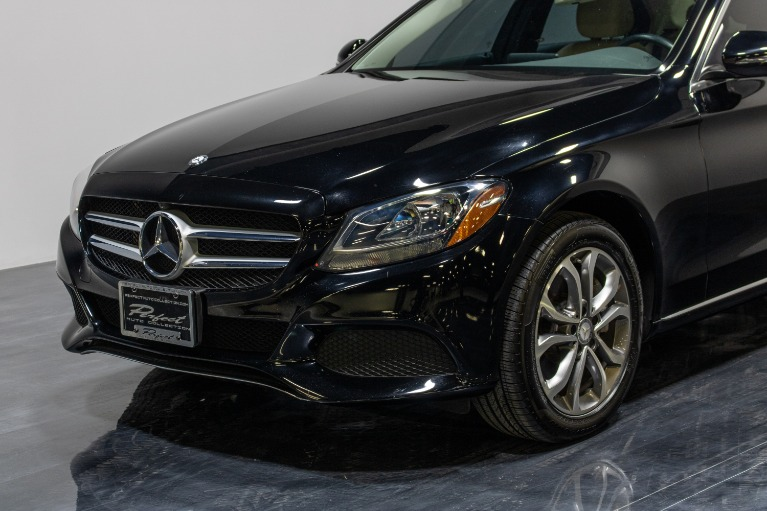 Used 2016 Mercedes Benz C Class C 300 4MATIC Sedan 4D