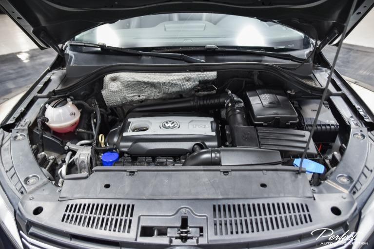 Used 2017 Volkswagen Tiguan 20T Wolfsburg Edition 4Motion