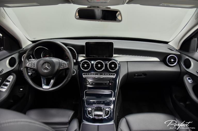Used 2015 Mercedes Benz C Class C 300