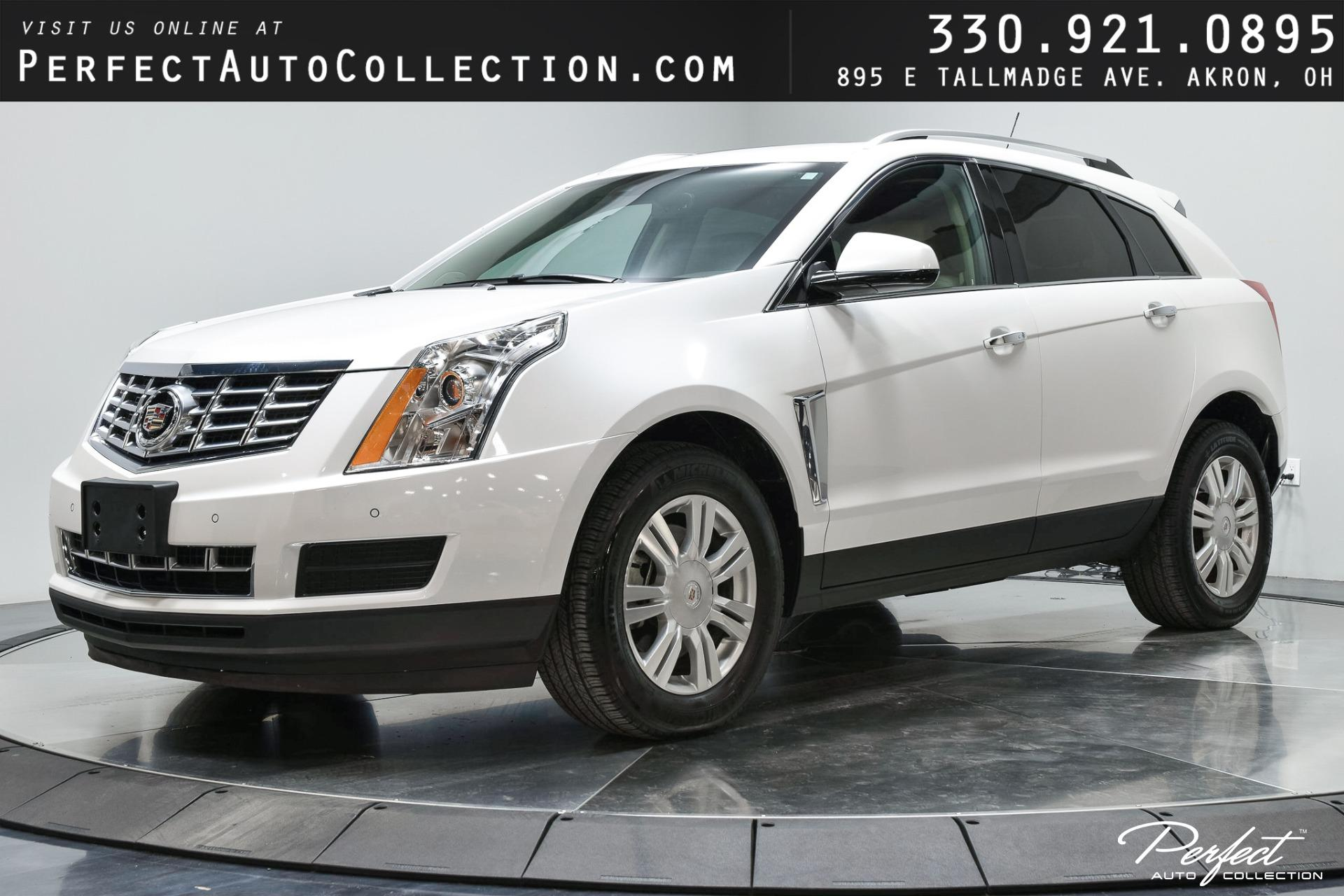 Used 2015 Cadillac SRX Luxury Collection for sale Sold at Perfect Auto Collection in Akron OH 44310 1