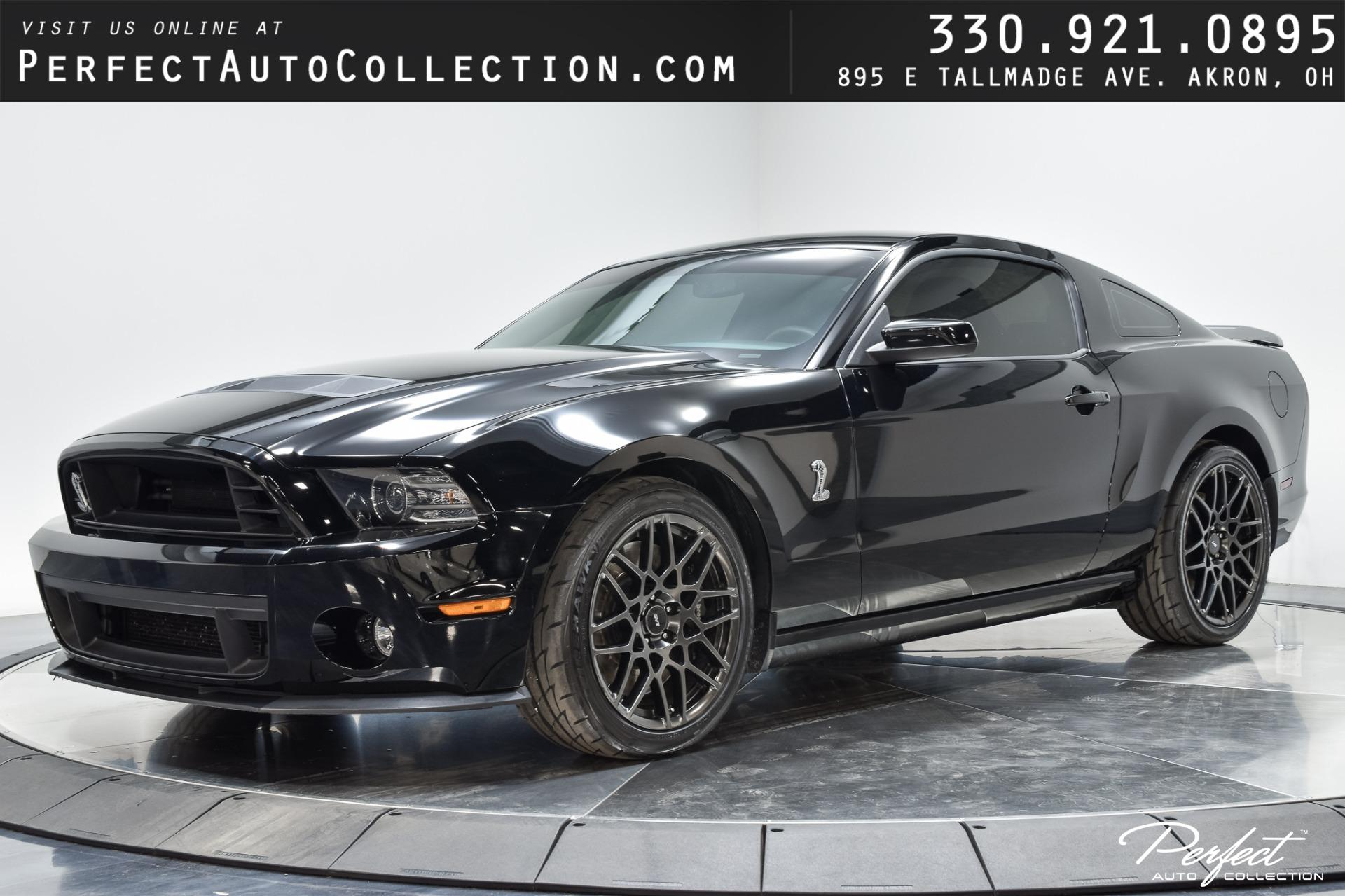 Used 2013 Ford Shelby GT500 for sale $48,495 at Perfect Auto Collection in Akron OH 44310 1