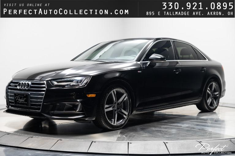 Used 2018 Audi A4 2.0T quattro Prestige for sale $28,495 at Perfect Auto Collection in Akron OH