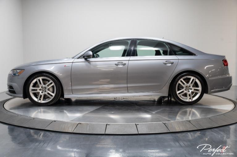 Used 2016 Audi A6 30T quattro Premium Plus