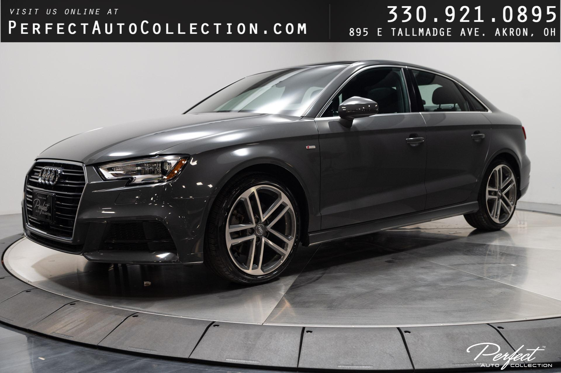Used 2017 Audi A3 2.0T quattro Premium Plus for sale Sold at Perfect Auto Collection in Akron OH 44310 1