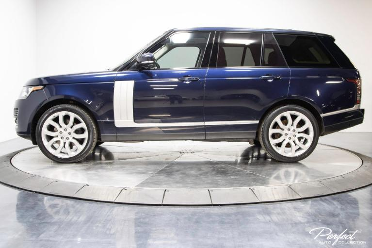 Used 2017 Land Rover Range Rover HSE Td6