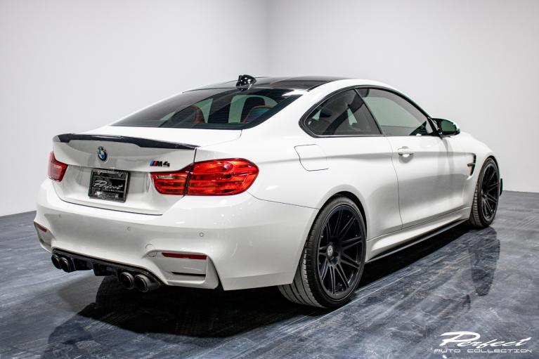 Used 2015 BMW M4 Coupe 2D