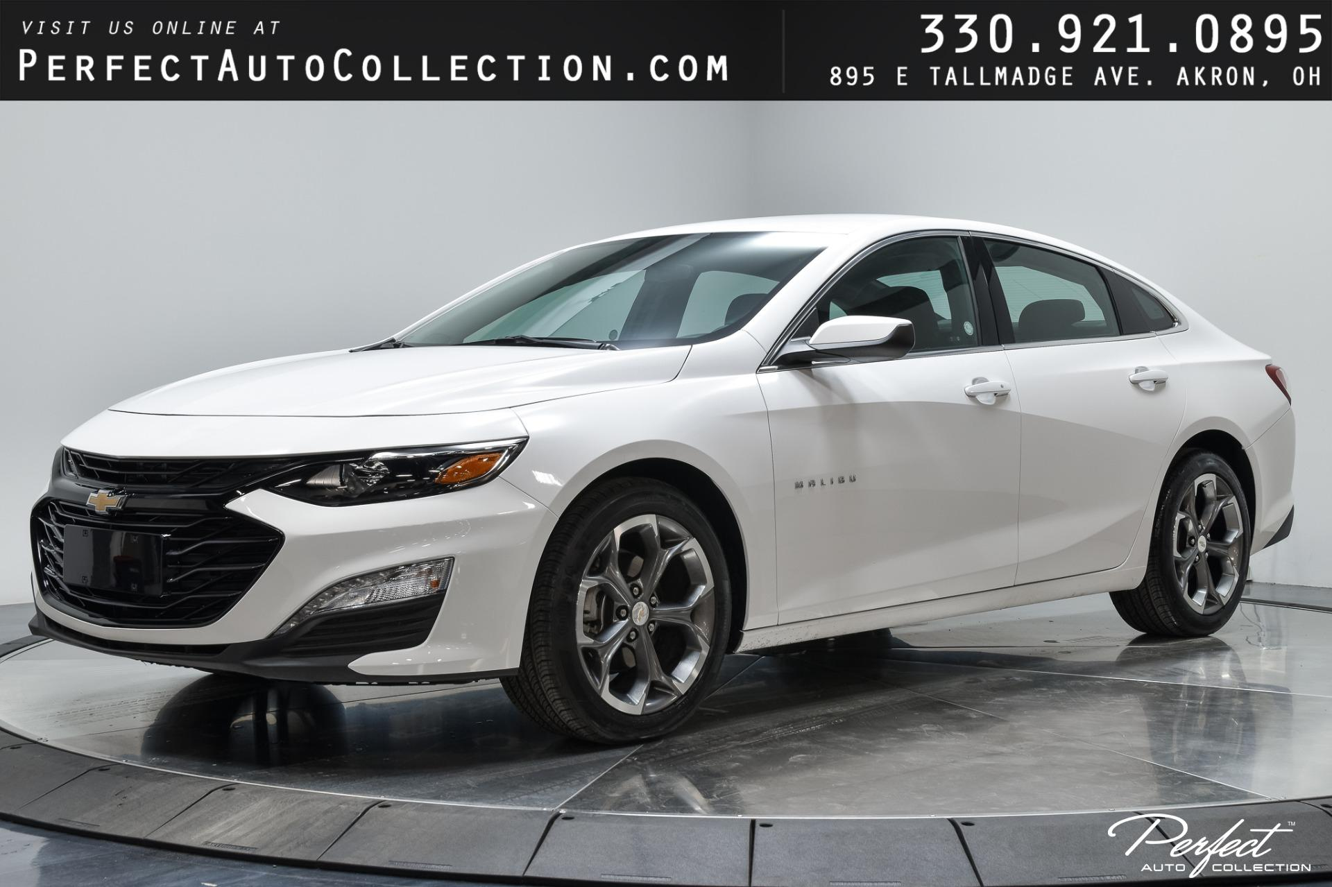 Used 2020 Chevrolet Malibu LT for sale $17,895 at Perfect Auto Collection in Akron OH 44310 1