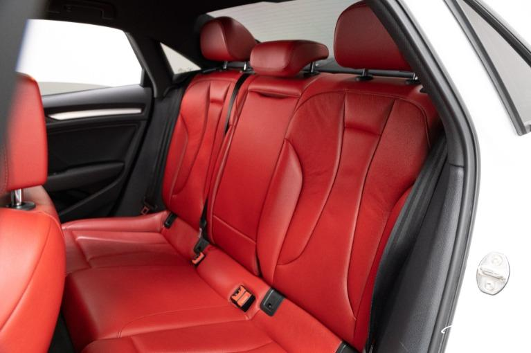 Used 2017 Audi S3 20T quattro Premium Plus