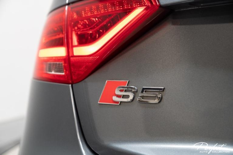 Used 2013 Audi S5 30T quattro Premium Plus