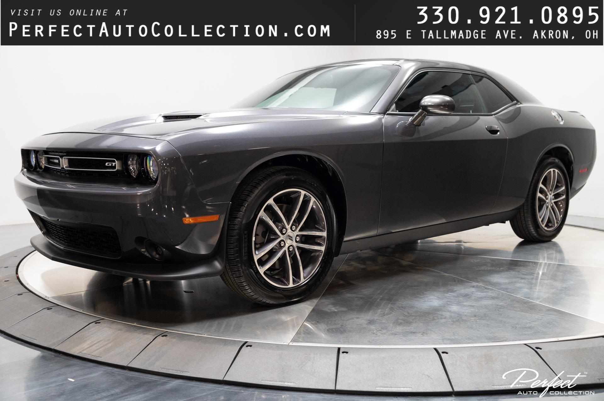 Used 2019 Dodge Challenger GT for sale $29,895 at Perfect Auto Collection in Akron OH 44310 1
