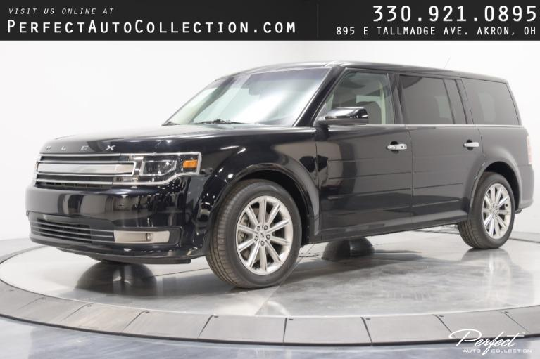 Used 2019 Ford Flex Limited for sale $25,895 at Perfect Auto Collection in Akron OH