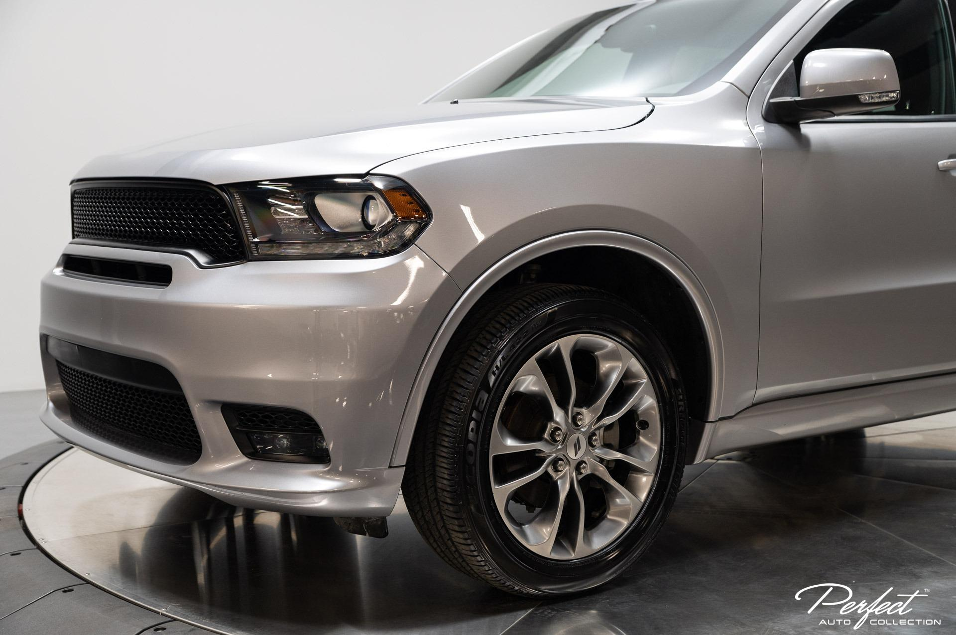 Used 2019 Dodge Durango GT Plus for sale $27,495 at Perfect Auto Collection in Akron OH 44310 4