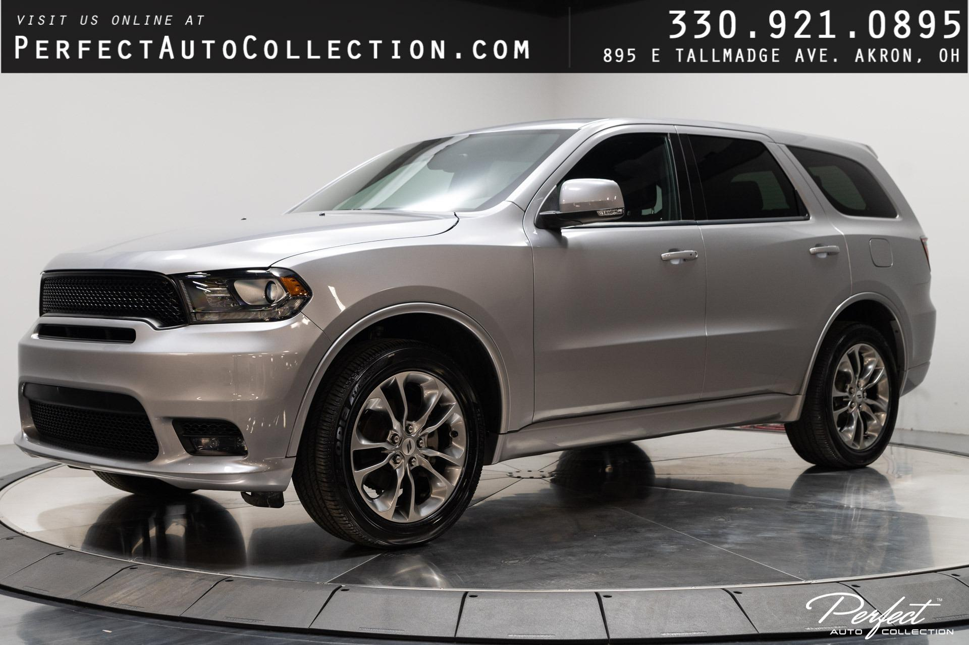 Used 2019 Dodge Durango GT Plus for sale $27,495 at Perfect Auto Collection in Akron OH 44310 1