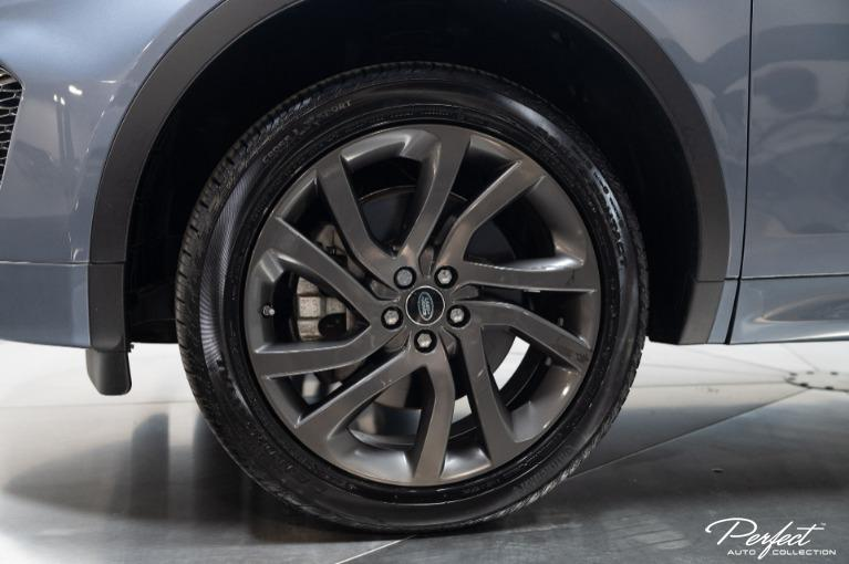 Used 2018 Land Rover Discovery Sport HSE