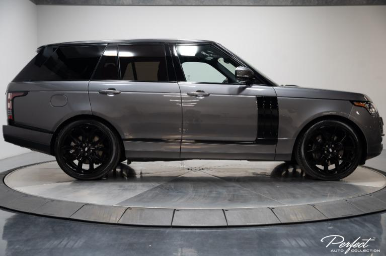 Used 2016 Land Rover Range Rover HSE