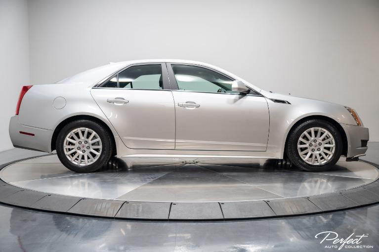 Used 2013 Cadillac CTS 30L Luxury
