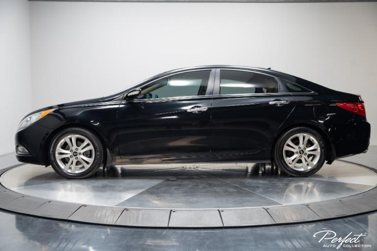 Used 2012 Hyundai Sonata Limited 20T