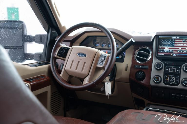 Used 2014 Ford F 250 Super Duty King Ranch