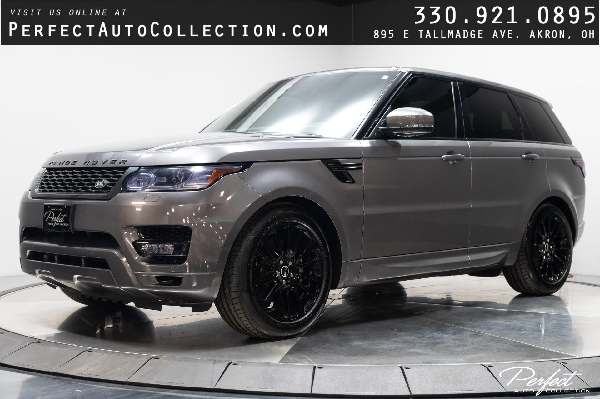 Used 2014 Land Rover Range Rover Sport HSE for sale $33,995 at Perfect Auto Collection in Akron OH 44310 1