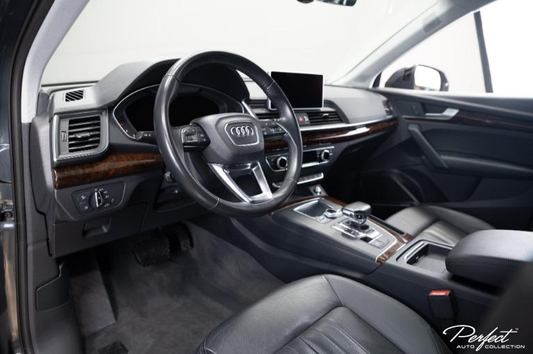 Used 2018 Audi Q5 20T quattro Premium Plus