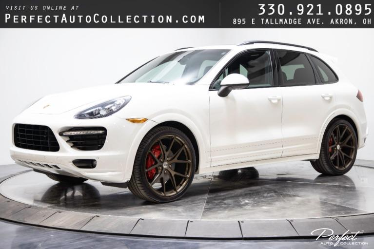 Used 2014 Porsche Cayenne GTS for sale $41,995 at Perfect Auto Collection in Akron OH