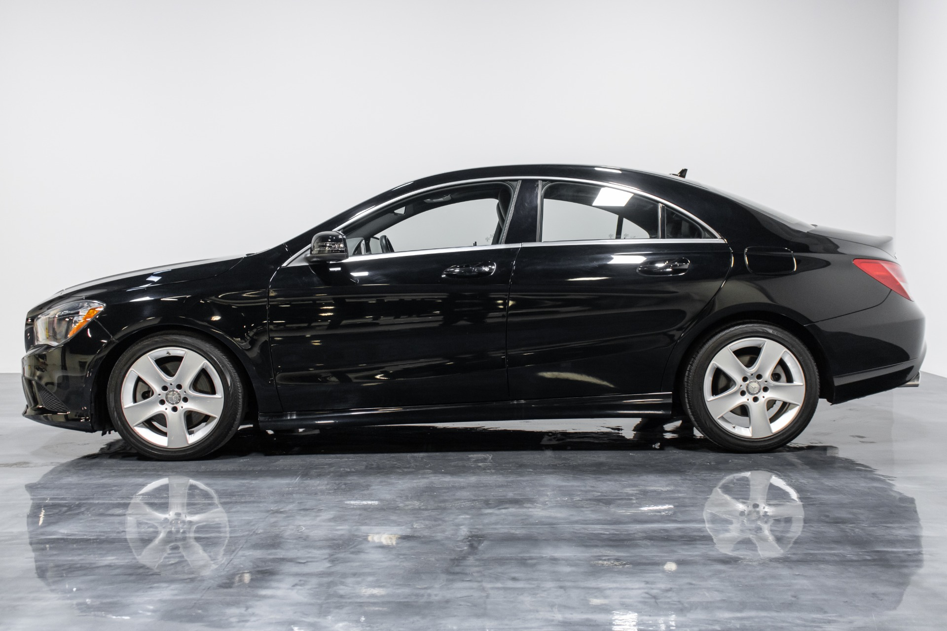 Used 2016 Mercedes Benz CLA CLA 250 4MATIC Coupe 4D