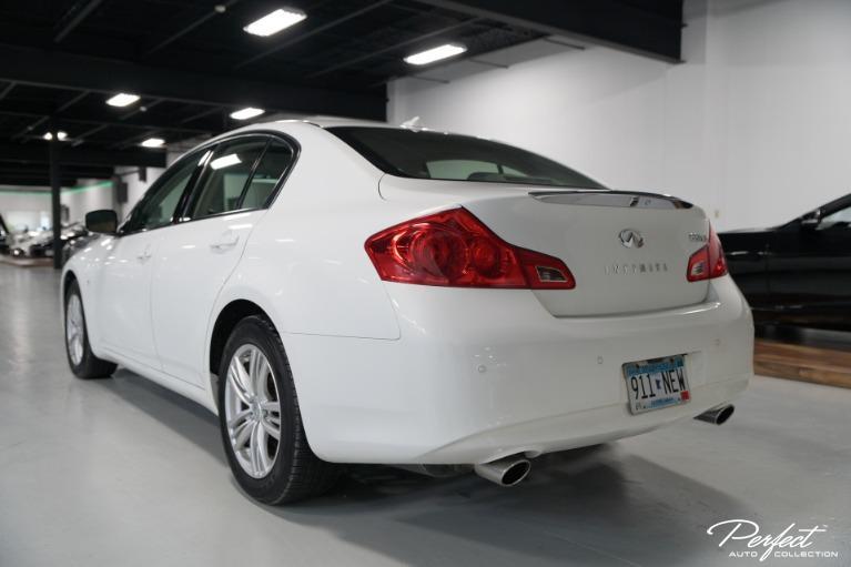 Used 2012 INFINITI G37 Sedan x