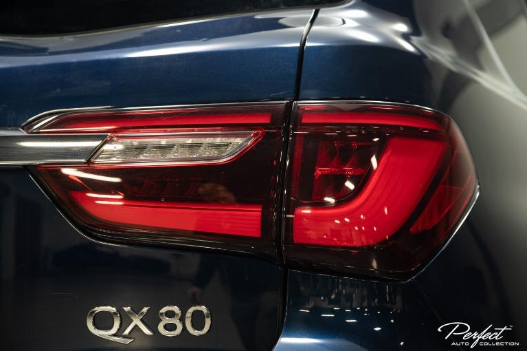 Used 2019 INFINITI QX80 Luxe