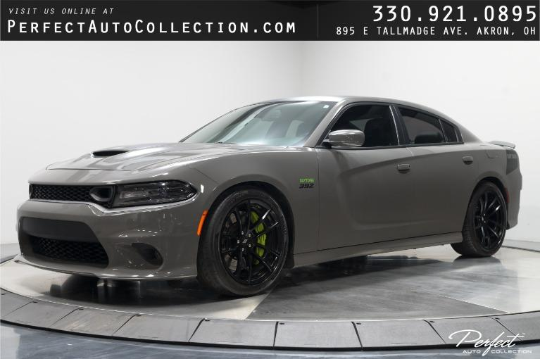 Used 2018 Dodge Charger Daytona 392 for sale $39,995 at Perfect Auto Collection in Akron OH